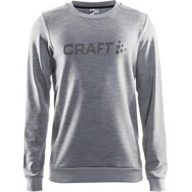 Craft Precise Sweatshirt Men grey